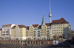 Residencia antigua de Berlin