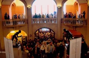 Muzeum Narodowe, Gmach Główny