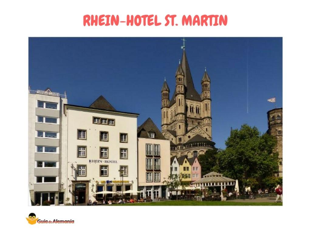 Rhein Hotel St Martin