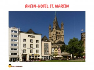 Rhein - Hotel St. Martin