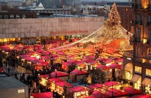 Weihnachtsmarkt Dom