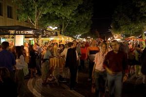 Festival del vino en Frankfurt