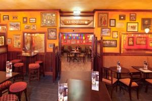 Kennedy's Pub.