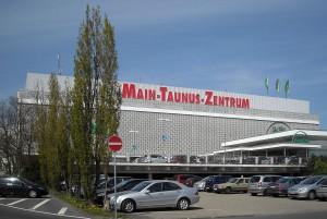Main Taunus Zentrum Frankfurt