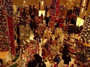 Celebración de Navidad en Alemania.