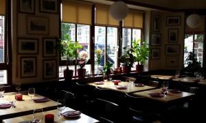 Plomari Restaurante.