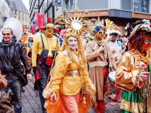 Disfraces del Carnaval de Fasching