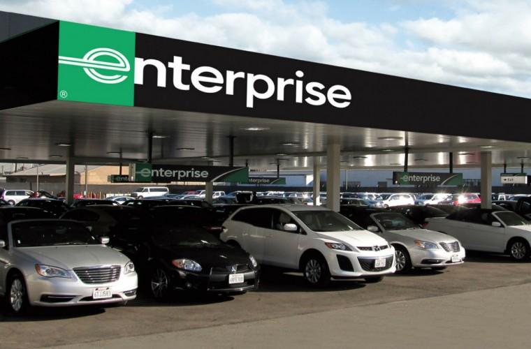 Flota de autos - Enterprise