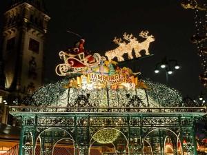 Mercados navideños de Hamburgo
