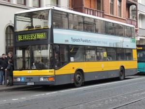 Autobus de Frankfurt