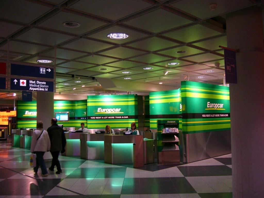 Alquiler de coches en m nich guia de alemania - Oficinas europcar madrid ...