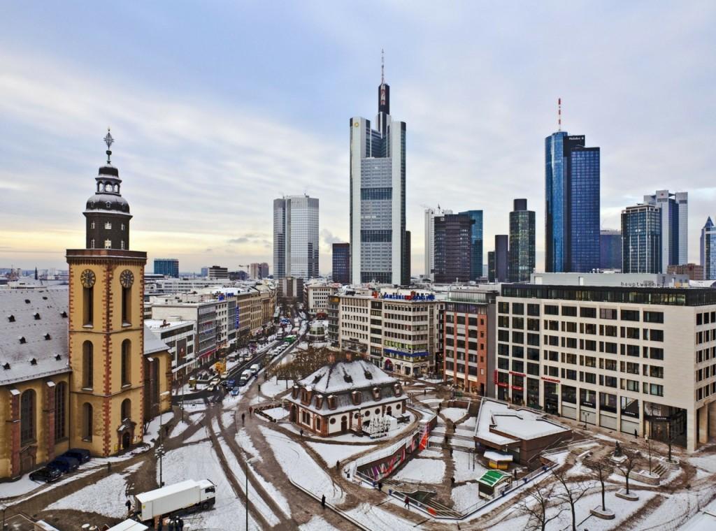 Hoteles En Frankfurt
