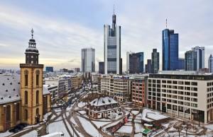 Frankfurt en Diciembre