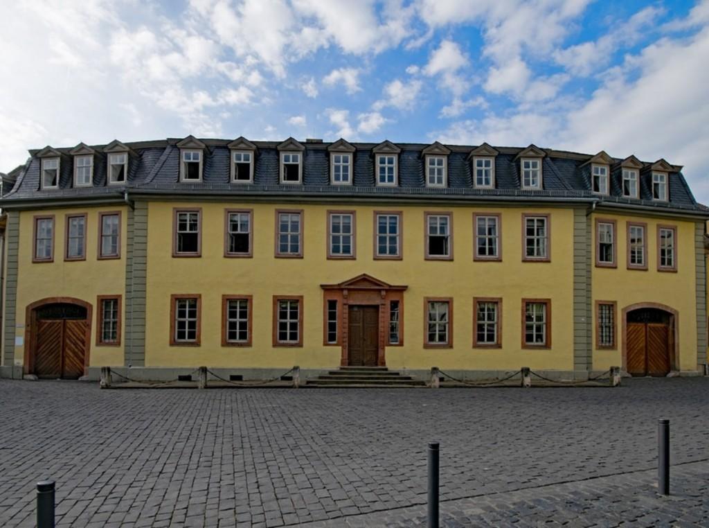 La casa de Goethe